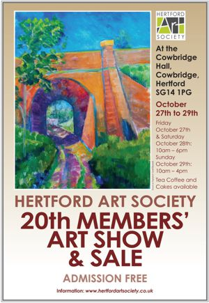 The 20th HAS Members' Art Show