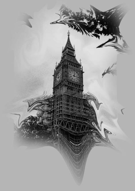 Big Ben - Digital image