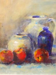 Jandra's Pots by Marianne Handford
