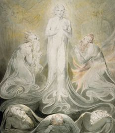 The Transfiguration by William Blake (c.1800)